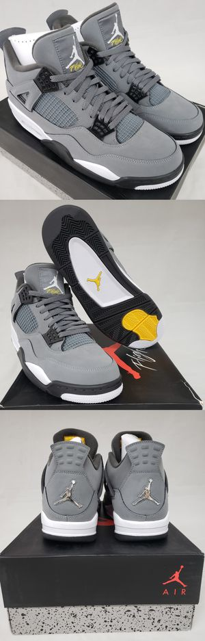 """NEW Nike Air Jordan 4 """"Cool Grey"""" 308497 007 Size 13 with Box for Sale in Ontario, CA"""