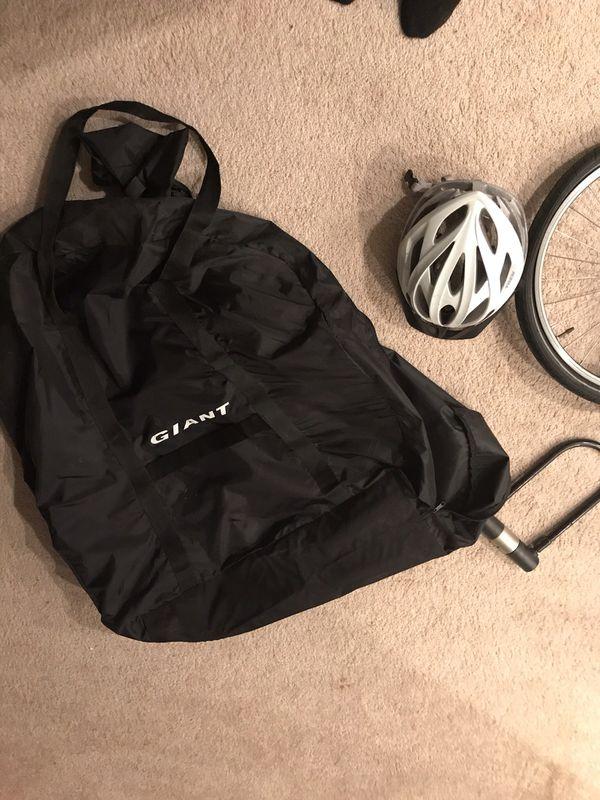 Giant foldable bike