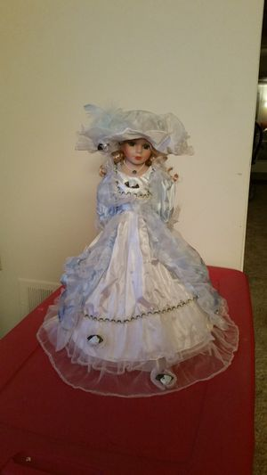 Umbrella Porcelain Doll for Sale in Manassas, VA