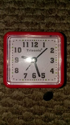 Small clock/alarm for Sale in Germantown, MD