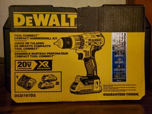 New never used Dewalt brushless drill /driver set for Sale in Portland, OR