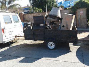 utility trailer, trailita de utilidad for Sale in Los Angeles, CA