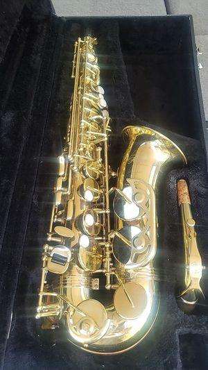 Alpine Dehan alto sax good working order for Sale in Aurora, CO