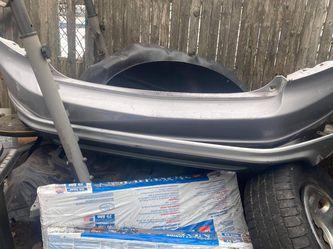 Acura TL Type s rear bumper with Lip for Sale in Cranston,  RI