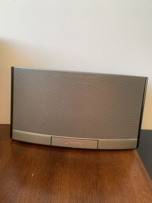 Bose SoundDock Portable Digital Music System N123 Dock Remote and Charger included for Sale in Miami, FL