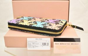 Miu Miu Cat Wallet/Black Leather includes certificate of authenticity for Sale in Lancaster, CA