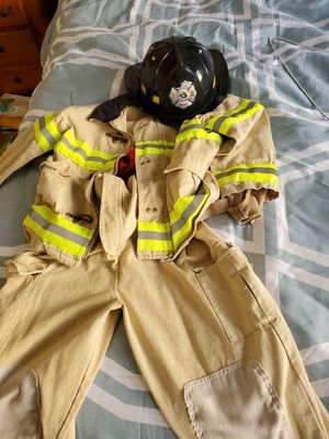 Fireman costume for Sale in Temecula, CA
