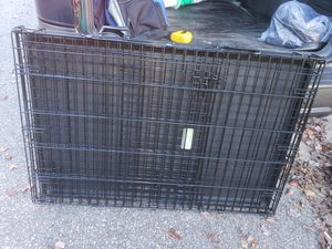 I crate large dog training system for Sale in Wake Forest, NC