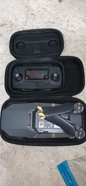 DJI MAVIC PRO DRONE for Sale in Pflugerville, TX