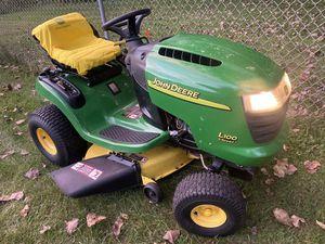 John Deere Mulching Riding Lawn Mower for Sale in Lombard, IL