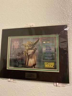 #Yoda #Starwars #movie key character for Sale in Lutz, FL