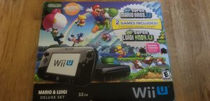 Wii u for Sale in Irving, TX