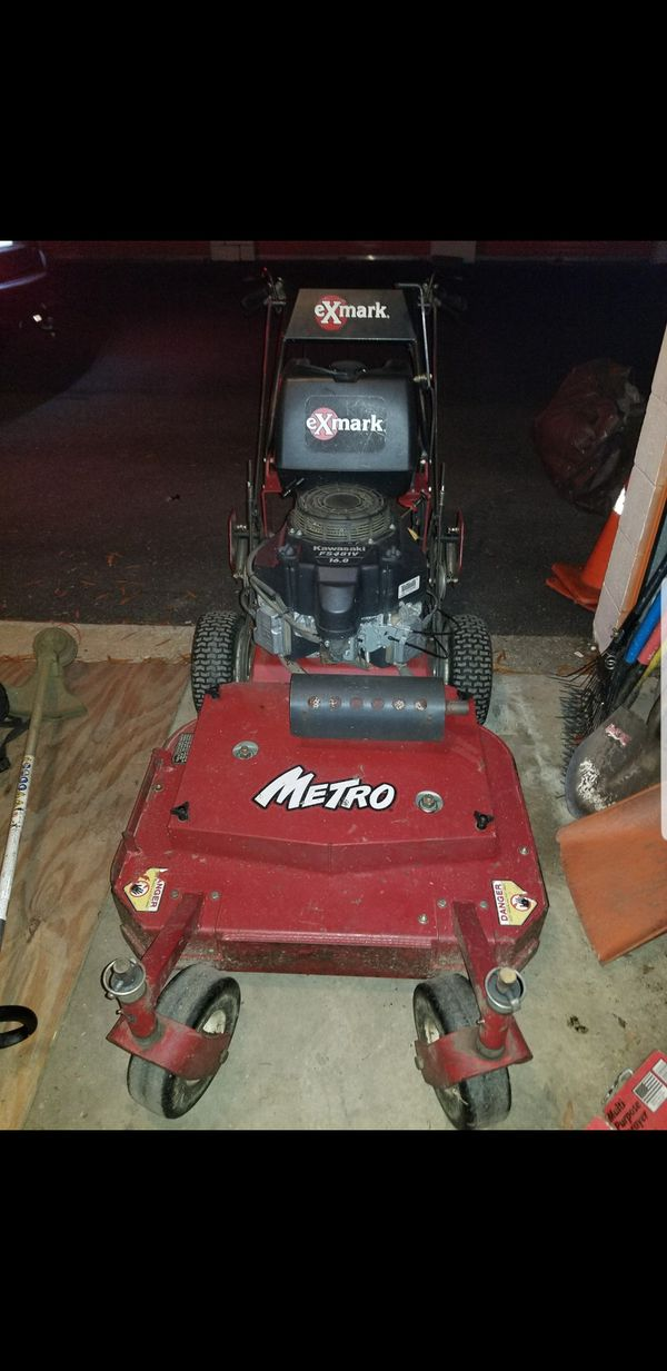"Exmark Metro 32"" Commercial Lawn Mower"