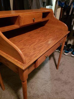 Antique Desk (refurbished) for Sale in Seattle, WA