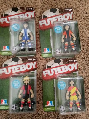soccer action figures for Sale in West Valley City, UT