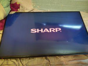 """50"""" Sharp tv for Sale in Chandler, AZ"""