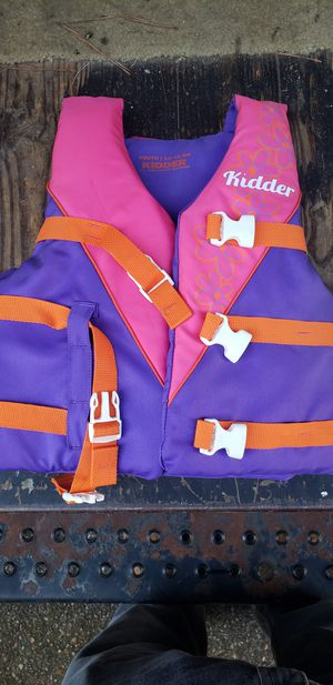 Life jacket kids for Sale in Chattanooga, TN