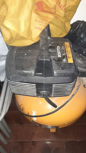 Dewalt and a porter cable with compressor for Sale in New York, NY