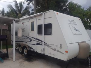 2006 Travel Trailer Trail-Cruiser 21ft for Sale in Miami, FL