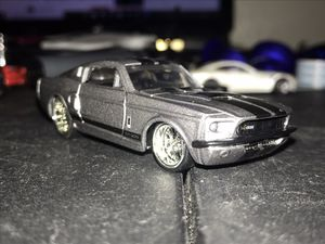 Jada 1:64 1967 ford shelby gt500 diecast car for Sale in Chandler, AZ