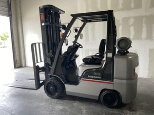 2017 Nissan 6000lbs forklift for sell for Sale in Hayward, CA