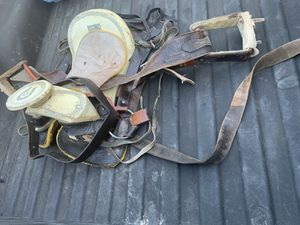 Mexican Pony saddle for Sale in Gilroy, CA