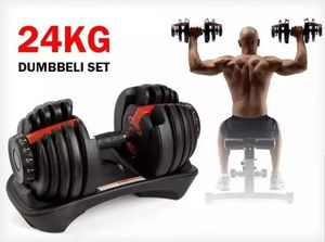 ADJUSTABLE DUMBBELLS HIGH QUALITY for Sale in Long Beach, CA