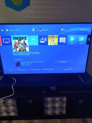 PS4 pro (trade for Xbox one x) for Sale in Corona, CA