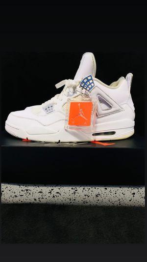 """Nike air Jordan retro 4 """"pure money"""" for Sale in North Miami Beach, FL"""
