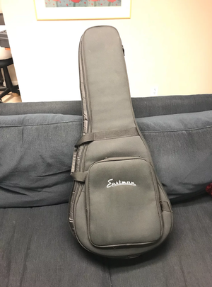 Travel 3/4 Electroacoustic Guitar Eastman ACTGE-2 with Gigbag for Sale in Jersey City, NJ