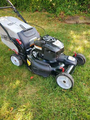 Craftsman Platinum Series lawn mower for Sale in Temple Hills, MD