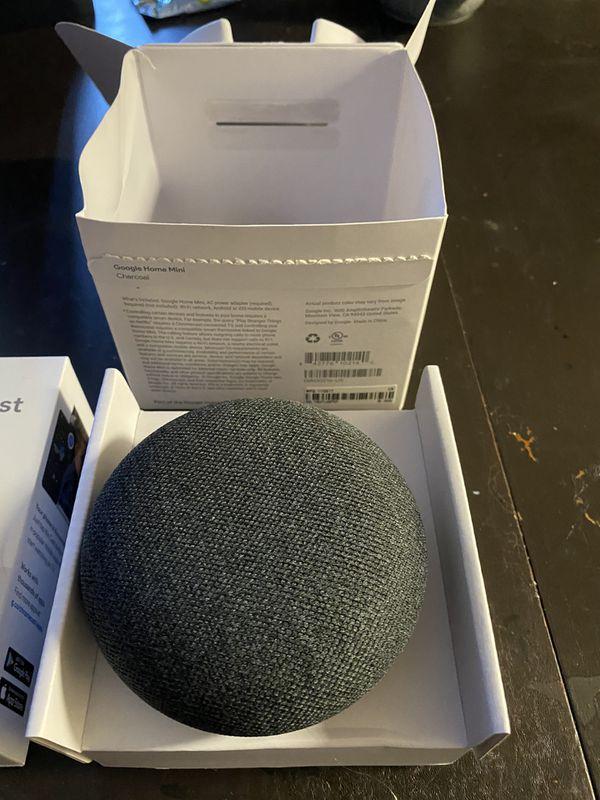 Google Home & Google Chromecast