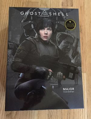 Ghost in the Shell 1/6 Figure Deluxe for Sale in Whittier, CA