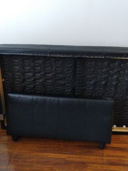 Free FRIHETEN IKEA 3 seat sofa bed With Chaise, Black for Sale in Brooklyn,  NY