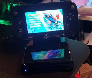 Nintendo Wii U + 4 games for Sale in Gibbstown, NJ