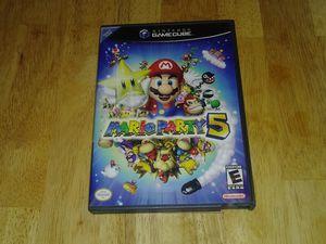 Mario Party 5 Nintendo GameCube for Sale in St. Petersburg, FL