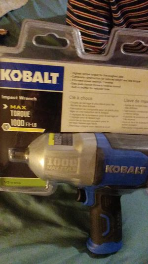 Kobalt Max Torque 1000 LB for Sale in Las Vegas, NV