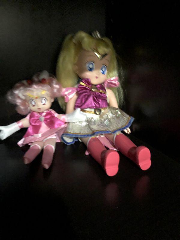 Sailor moon baby dolls