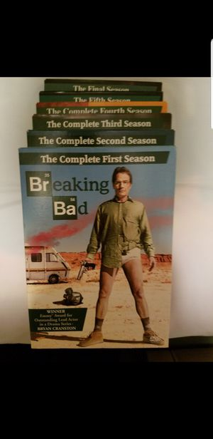 Breaking Bad complete series for Sale in Gresham, OR