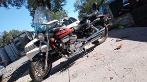94 honda 4 cylinder nice bike runs great low miles for Sale in Waynesboro, VA
