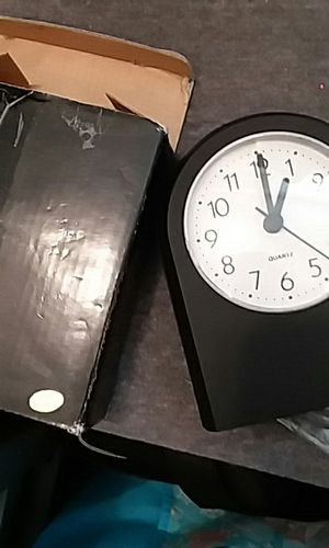 New travel quartz alarm clock for Sale in Beaverton, OR