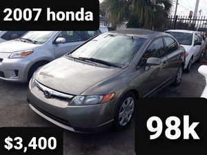 2007 honda civic for Sale in Miami, FL
