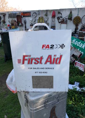 First aid box for Sale in US