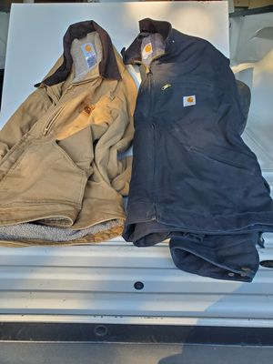 Carhart coats for Sale in Vancouver, WA
