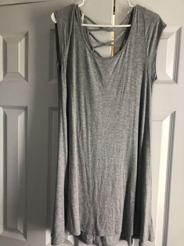 Gray Dress from Papaya (L)
