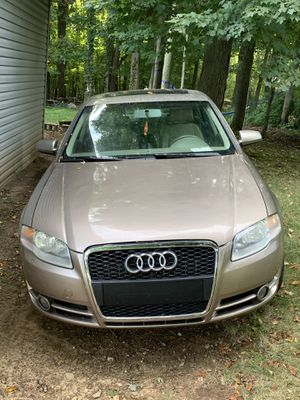 2005 Audi A4 2.0T Quattro Sedan 4D - parts or repair for Sale in Lexington, OH