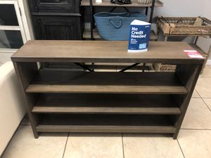 Console table *brand new* for Sale in DeBary, FL