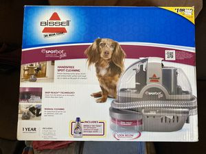Bissell Spotdor Pet for Sale in Albuquerque, NM