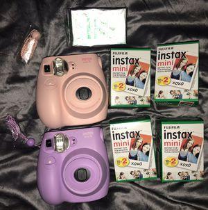 Instax Mini Polaroid Cameras for Sale in Longview, TX