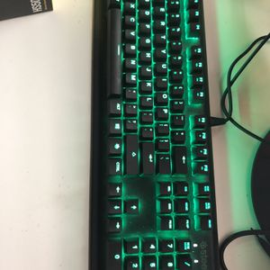 Gaming Keyboard Mouse And Headset for Sale in Marietta, GA